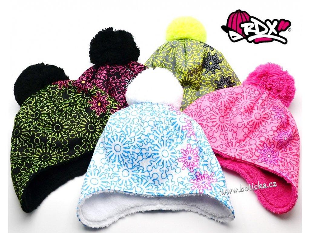 Zimní čepice na uši RDX 3643