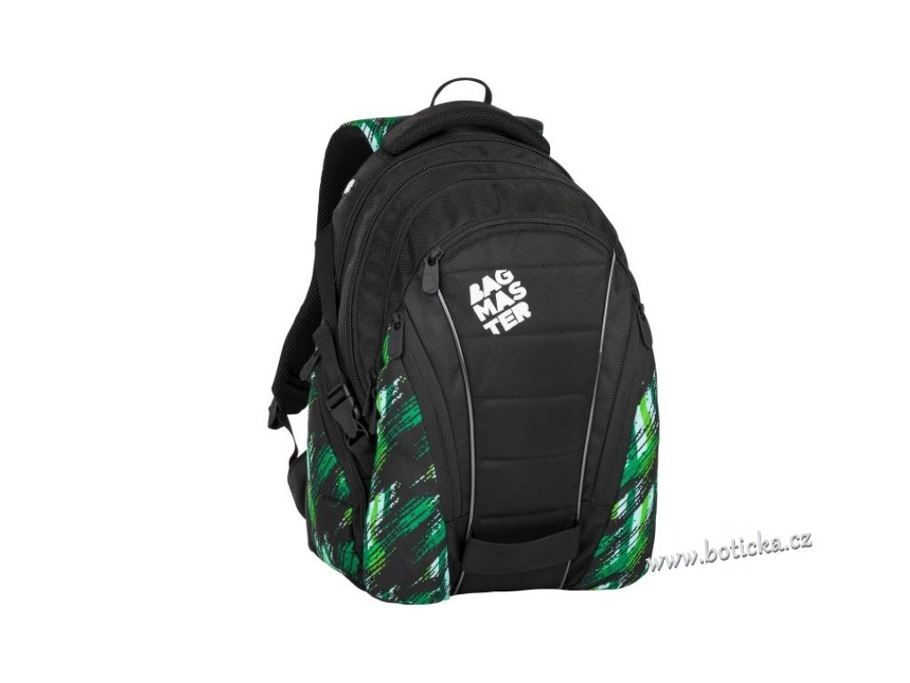 Studentský batoh Bagmaster BAG 8 F