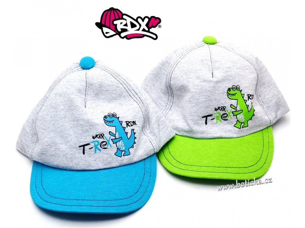 Dětská kšiltovka RDX 2969 T Rex - Botička d96052d656