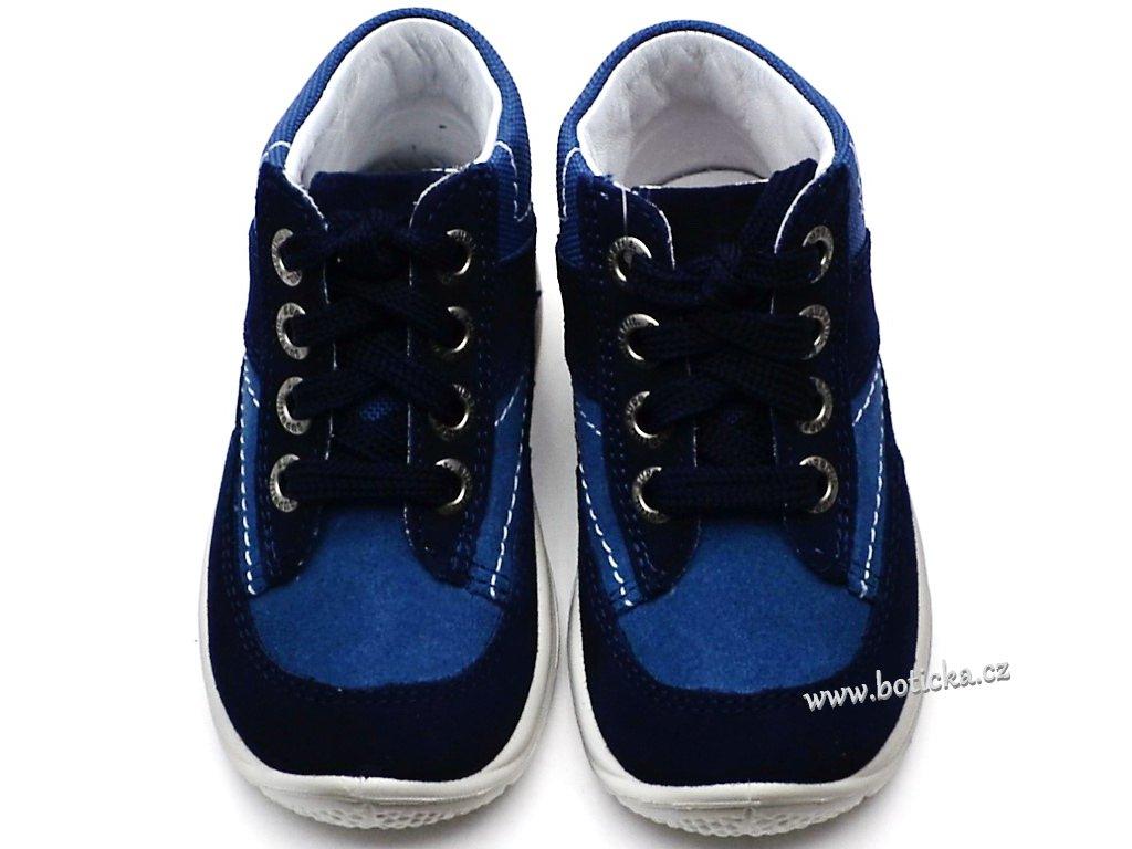 2e58d65704e Dětské boty SUPERFIT 4-09416-80 blau - Botička