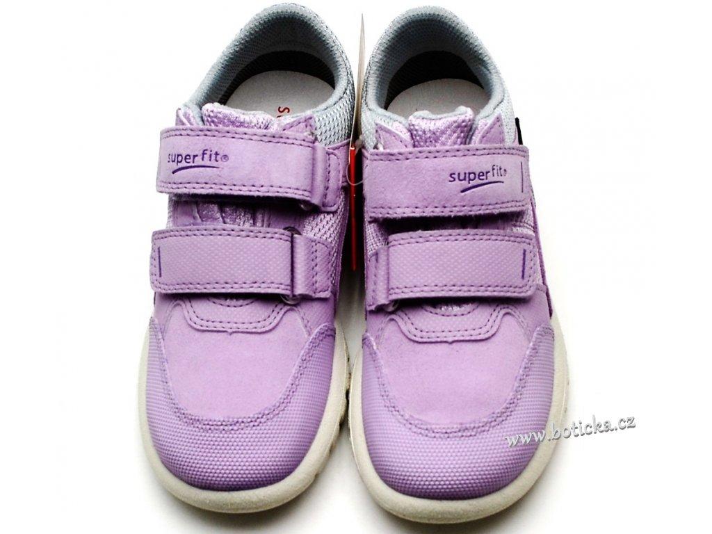 7b5ca7d0063 Dětské boty SUPERFIT 4-00190-90 lila grau. 1 z 4. 15419090a 15419090b  15419090c