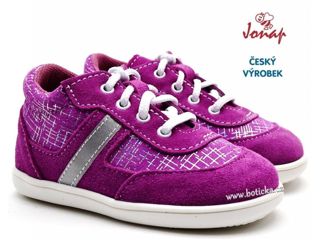 JONAP 051/S Devon Dětské boty - růžové