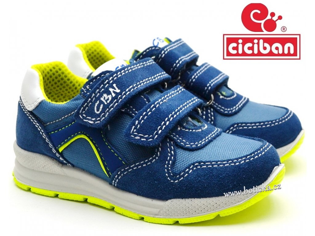 Dětské boty CICIBAN 298327 Sport Blue