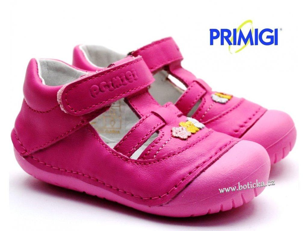 Barefootové sandále PRIMIGI PLE 34004 11 fuxia