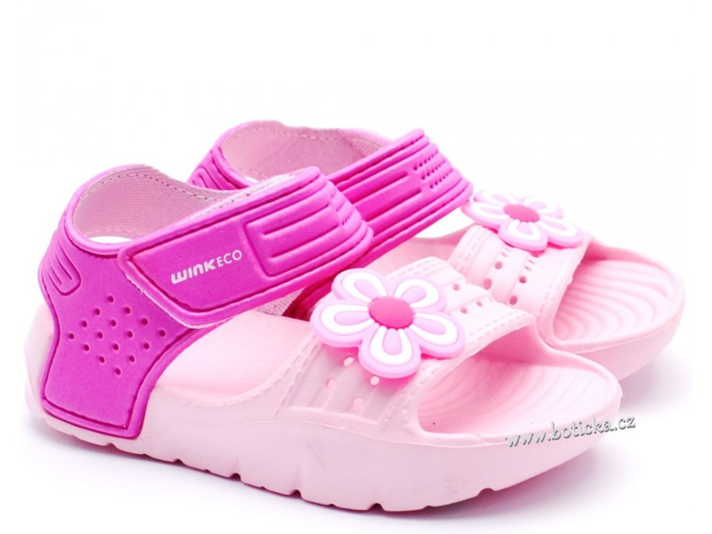 Boty do vody WINK SU91374-12 růžové