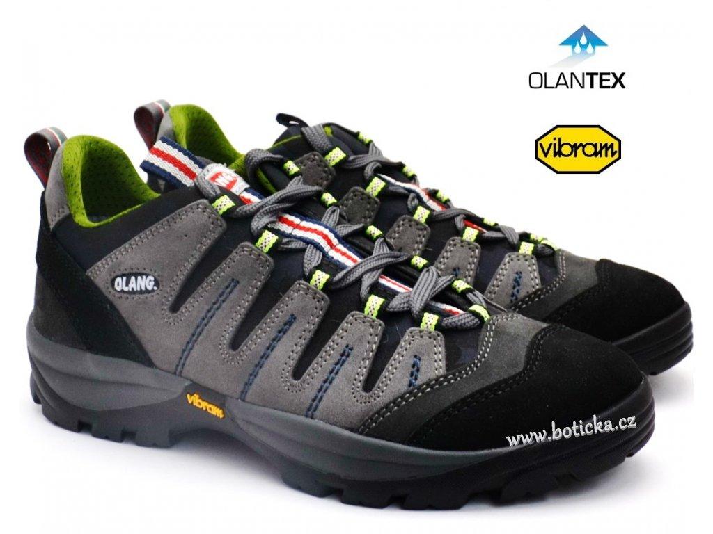 OLANG TRIESTE.TEX 831 trekové boty