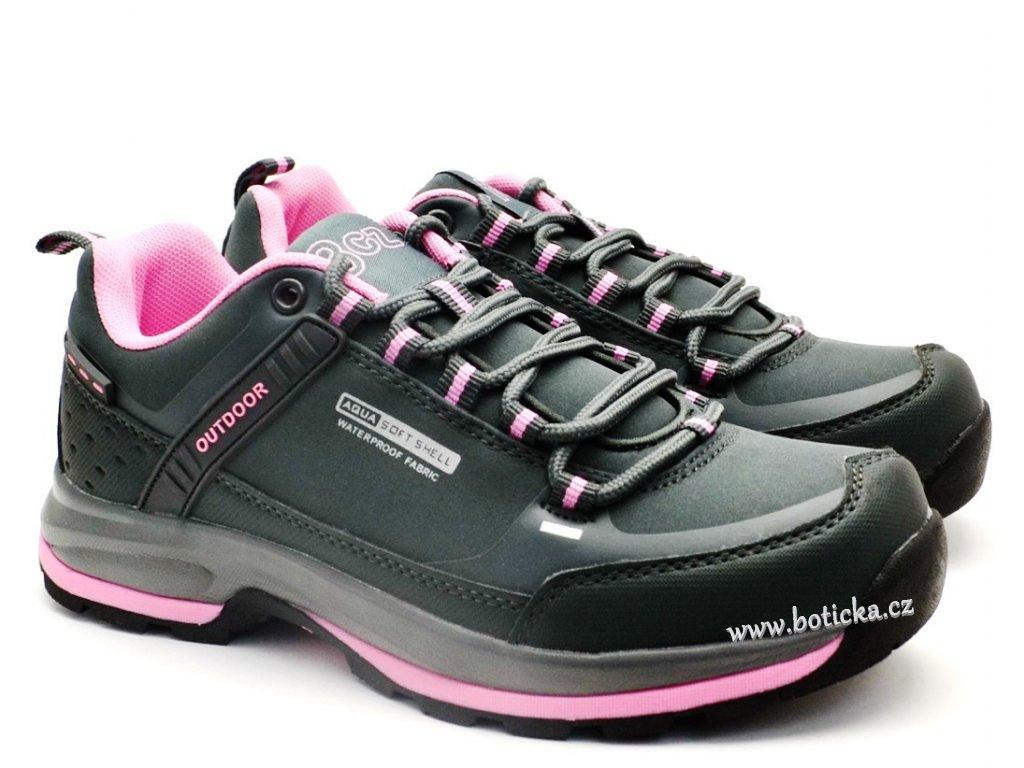 Softshell obuv EFFE TRE SWL17005-600