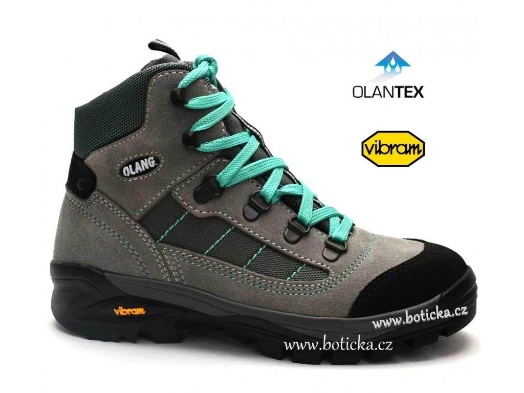 Treková obuv OLANG Tarvisio 844 šedé