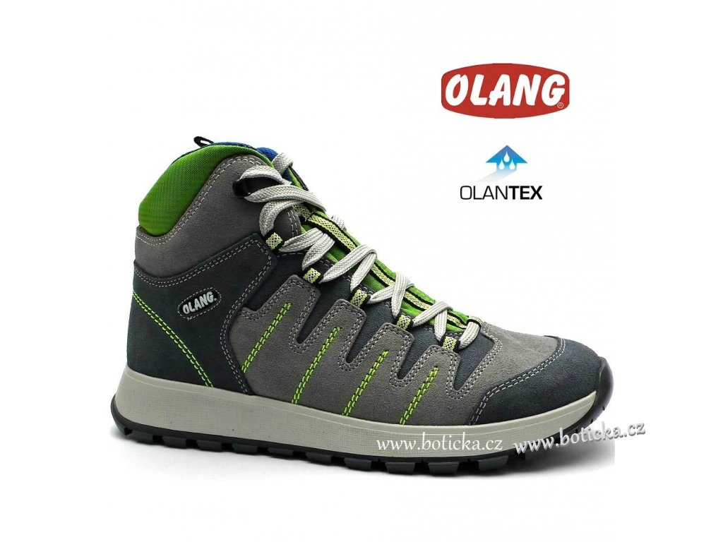 Turistická obuv OLANG BILBAO 844 - Botička f2ec8e1819