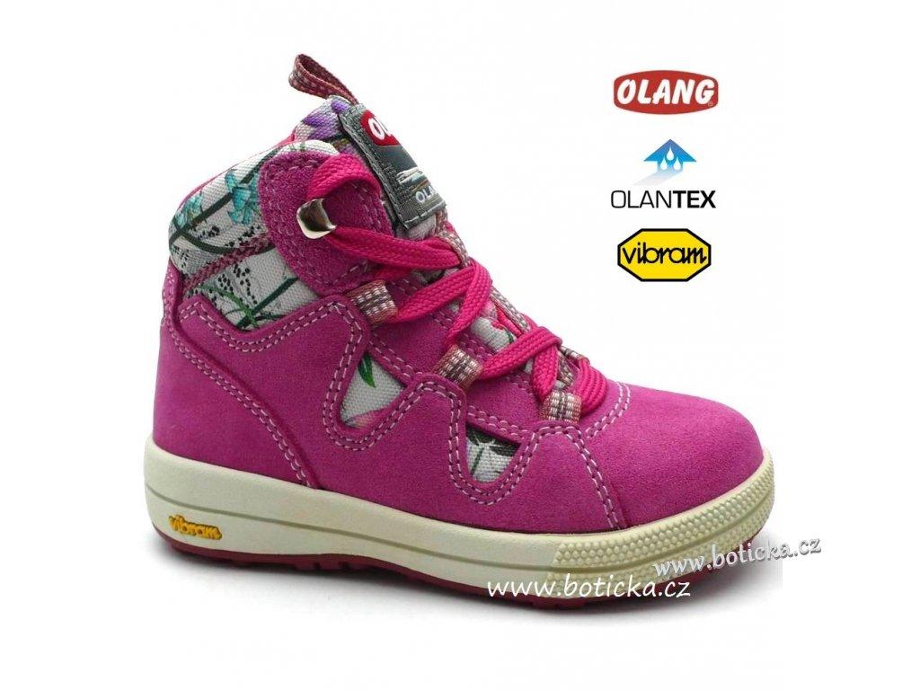 Treková obuv OLANG ROSA 847