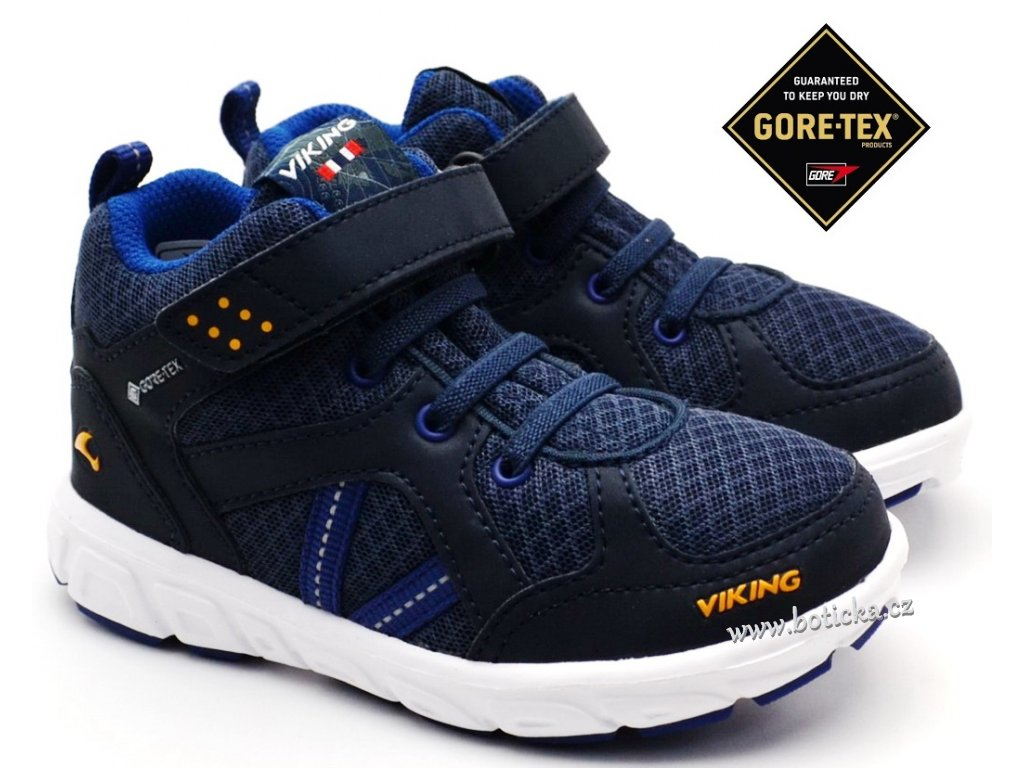 Dětské boty VIKING 3-48330 navy