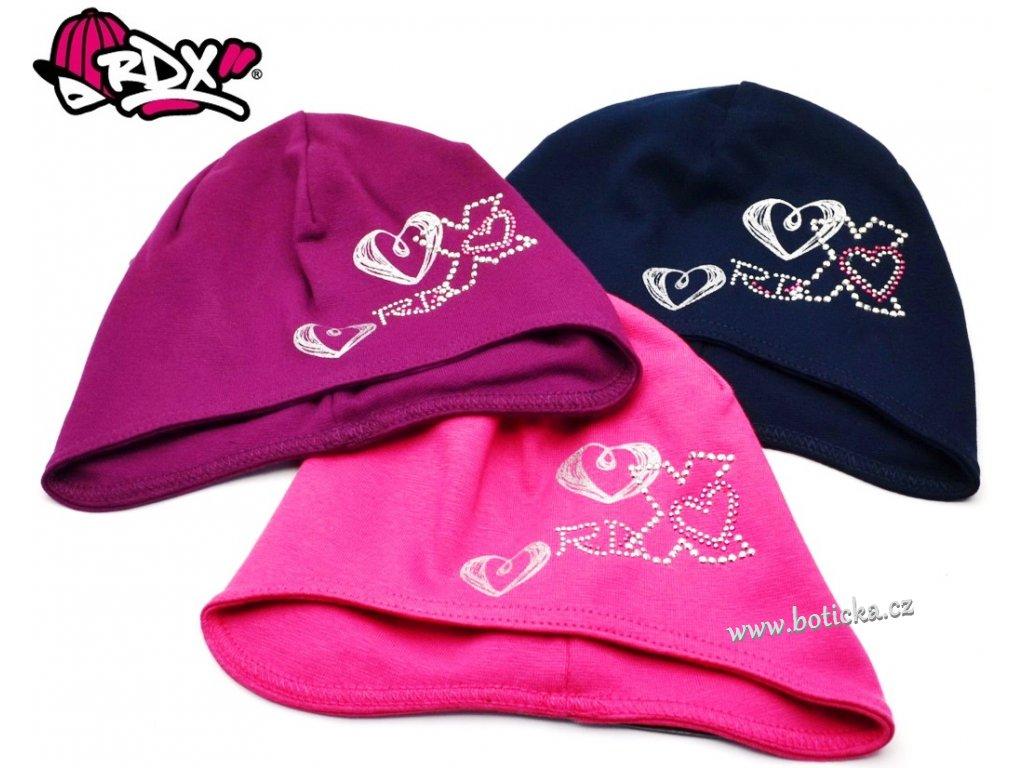 Čepice na uši RDX 0221 Kamínky RDX