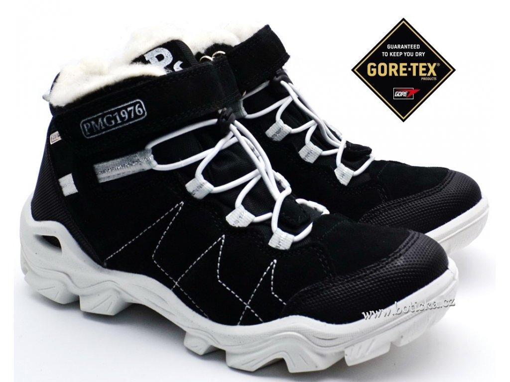 Dětské boty PRIMIGI PPTGT 43930 11 nero