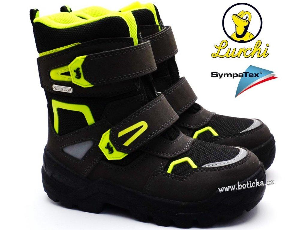 Zimní boty LURCHI 33-31032-48 Kaspar