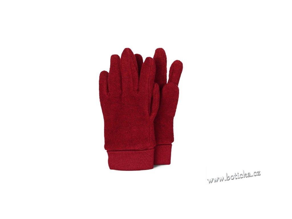 Rukavice prstové STERNTALER 4331410 rot
