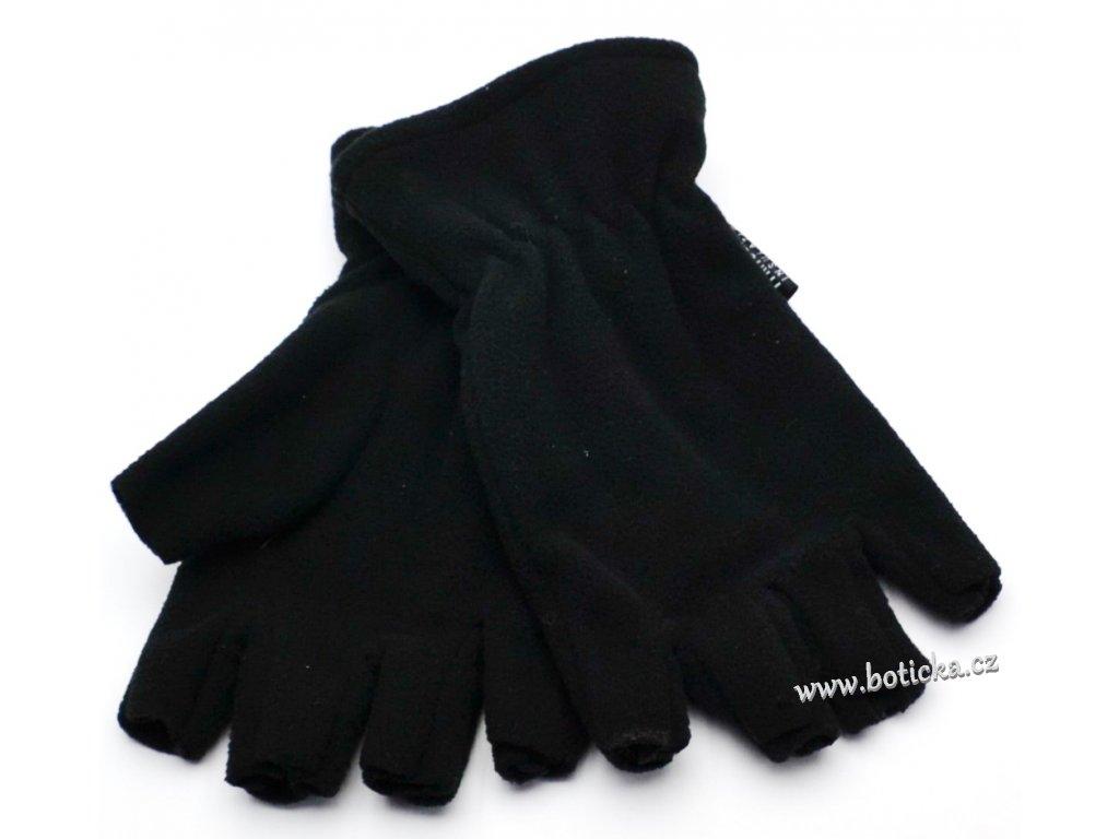 Rukavice bez prstů S4FUN 99630 černé
