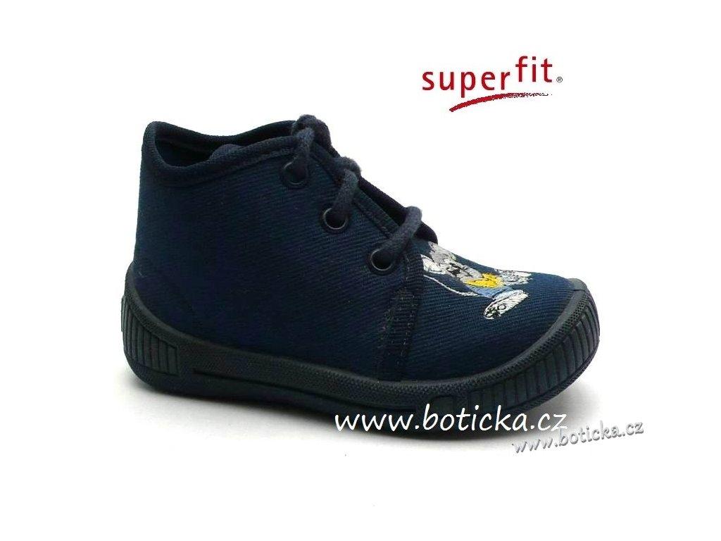 SUPERFIT bačkory 2-00250-80 ocean - Botička 2862d60bbe