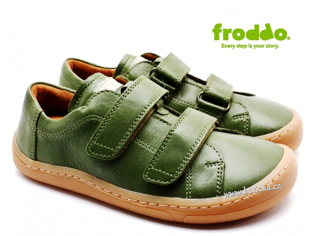 Barefoot FRODDO G3130148-3 khaki
