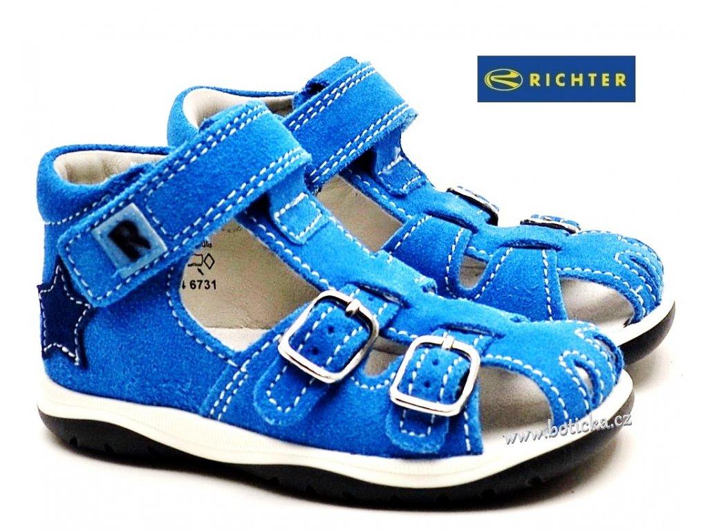 Sandále RICHTER  2608 7114 6731 malaysia