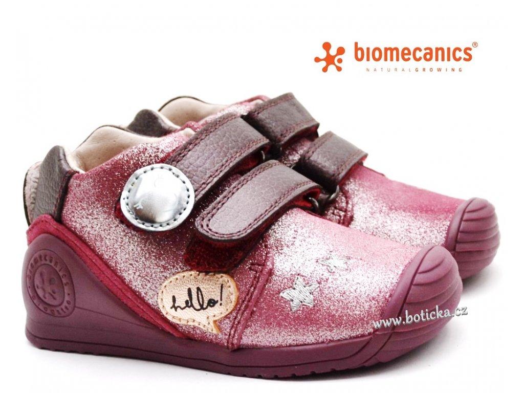 Dětské boty BIOMECANICS 201110 C-DECO