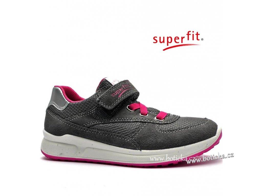 SUPERFIT obuv 0-00154-06 stone kombi