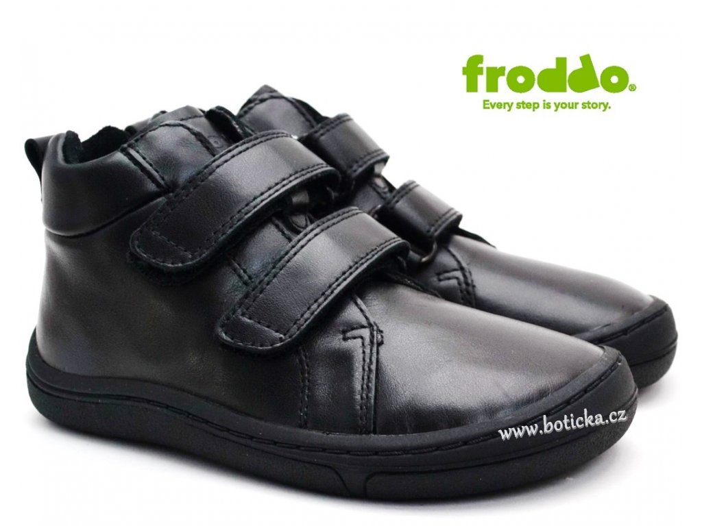 Barefoot FRODDO G3110172 černé