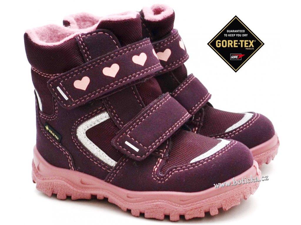 Zimní boty SUPERFIT 1-000045-5000 Husky