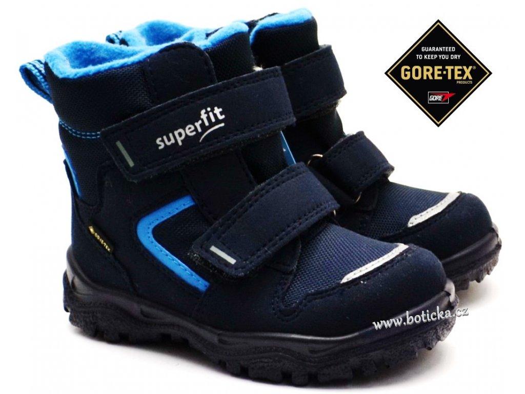 Zimní boty SUPERFIT 1-000047-8000 Husky