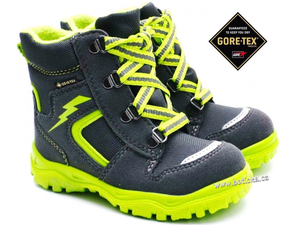 Zimní boty SUPERFIT 1-000048-2000 Husky