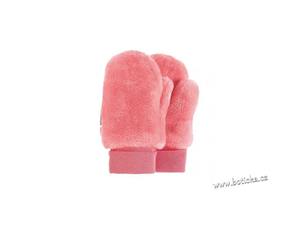Dětské rukavice STERNTALER 4301421 koralle