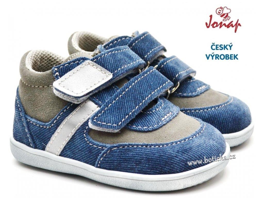 Dětské boty JONAP 727251-051sv riflové