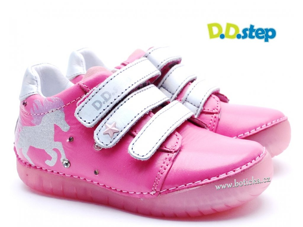 Blikající boty DDStep 050-272B koník