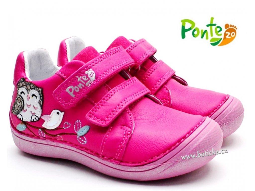 Dětské boty PONTE PP121-DA03-479 Sova