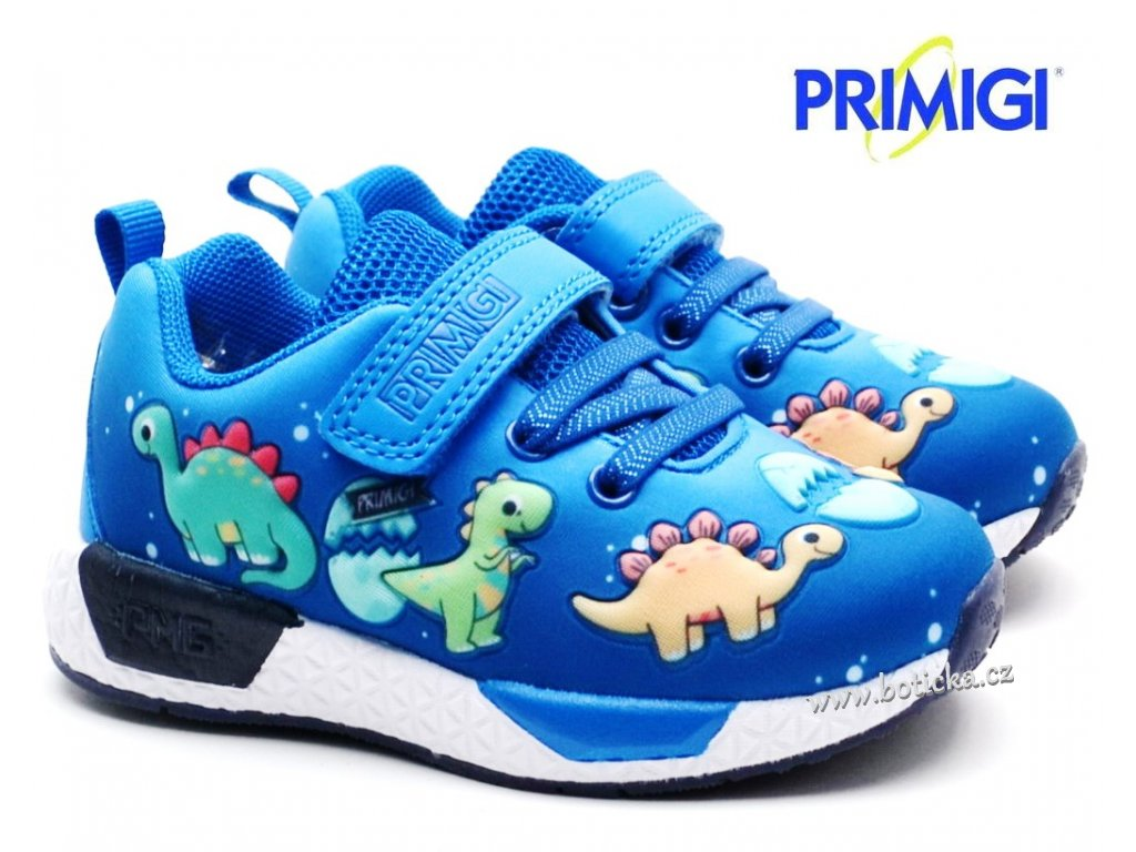 Dětské tenisky PRIMIGI 74475 11 Dinosauři