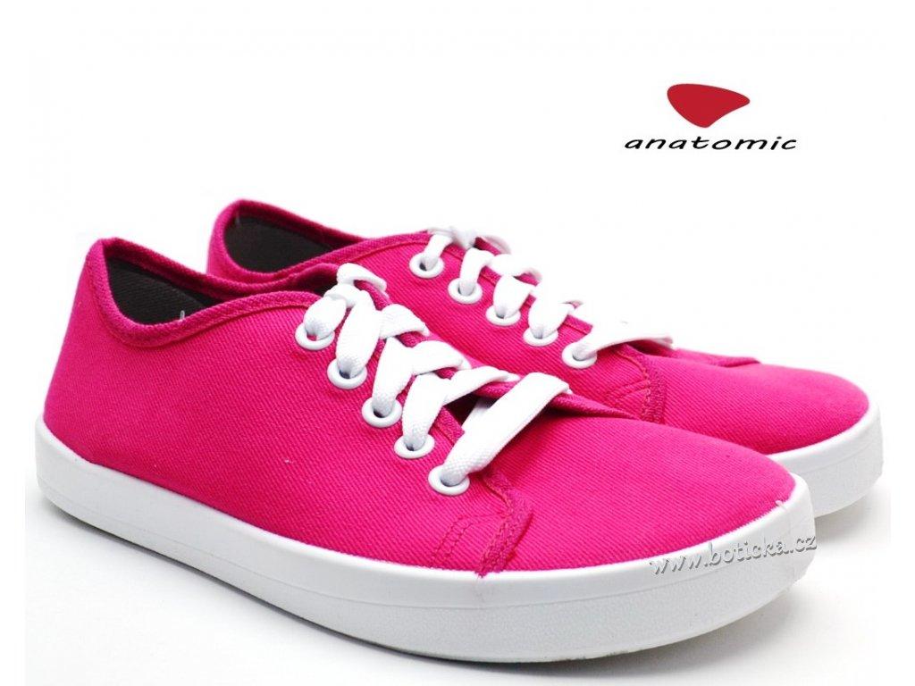 Barefoot tenisky ALL IN A10 růžové