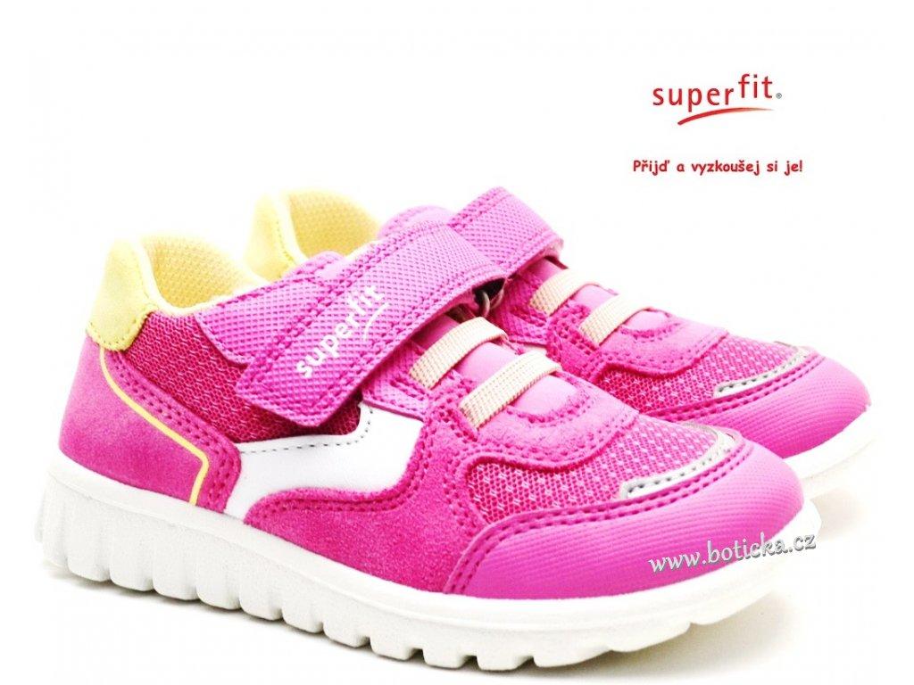 Dětské boty SUPERFIT 1-006195-5500