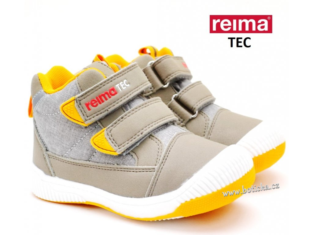 Dětské boty REIMA PASSO Taupe