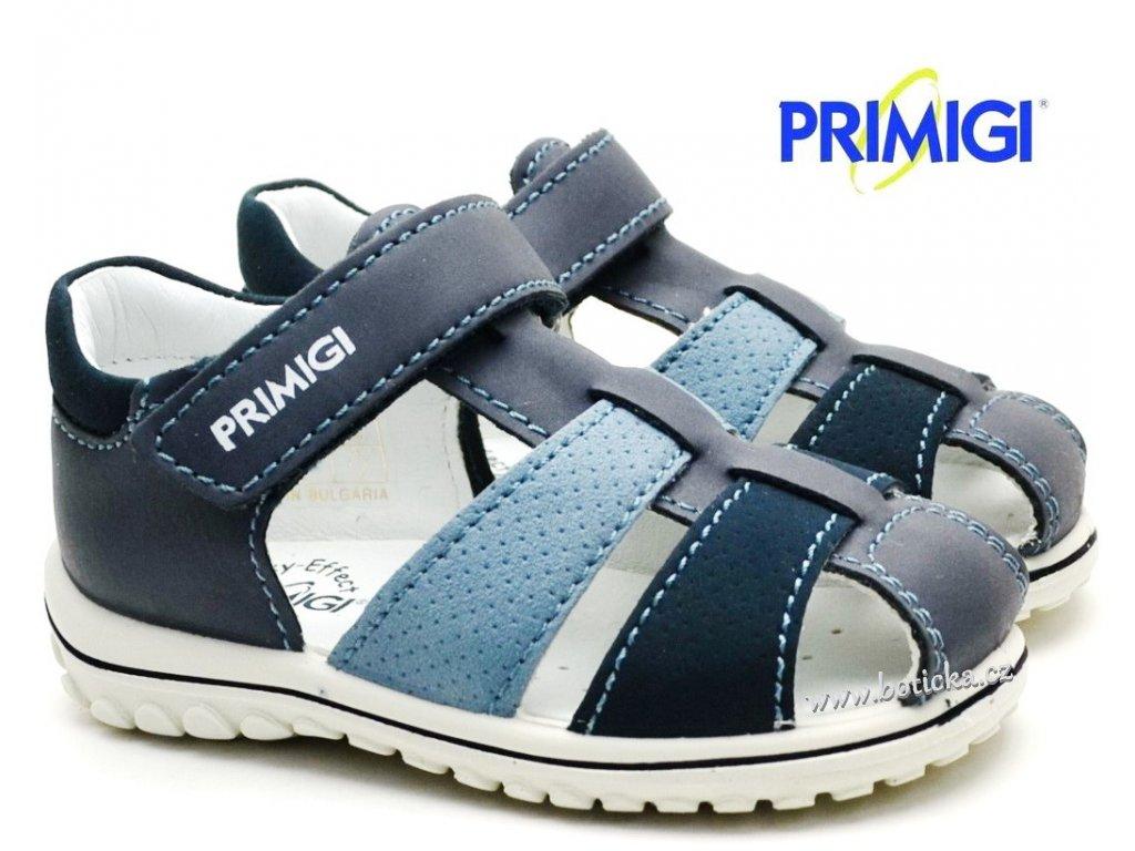 Dětské sandále PRIMIGI 7375300 blu