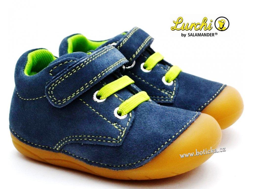 Barefoot boty LURCHI 33-13900-22