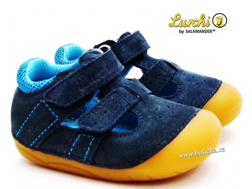 Barefoot sandále LURCHI 33-13902-22