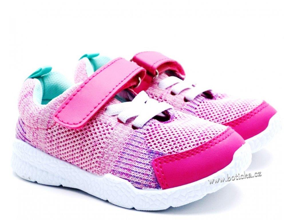 Dětské tenisky SLOBBY 131-0049 růžové