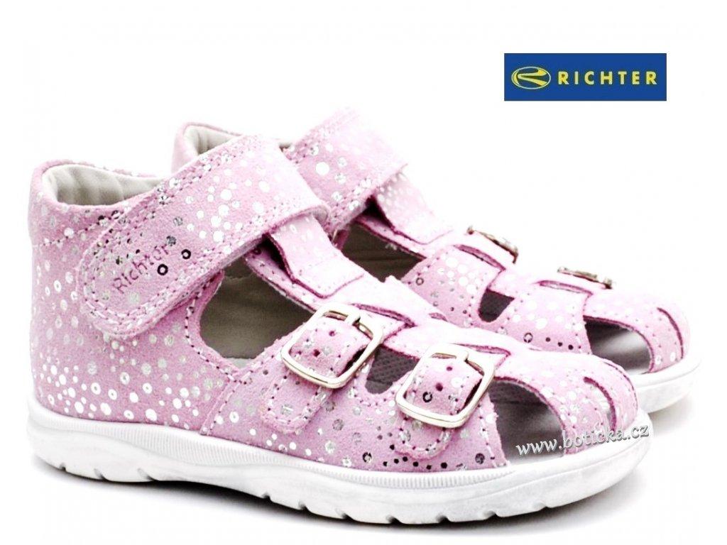 Dětské sandály RICHTER 2601 1121 3110