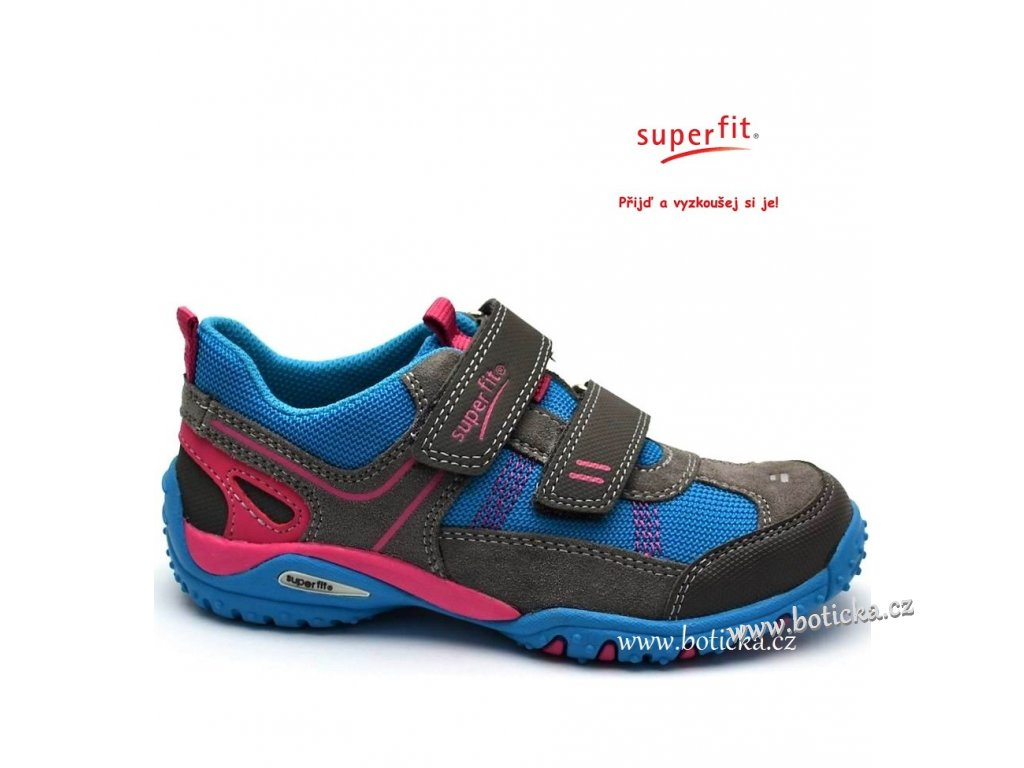 SUPERFIT obuv 0-00224-07 stone multi