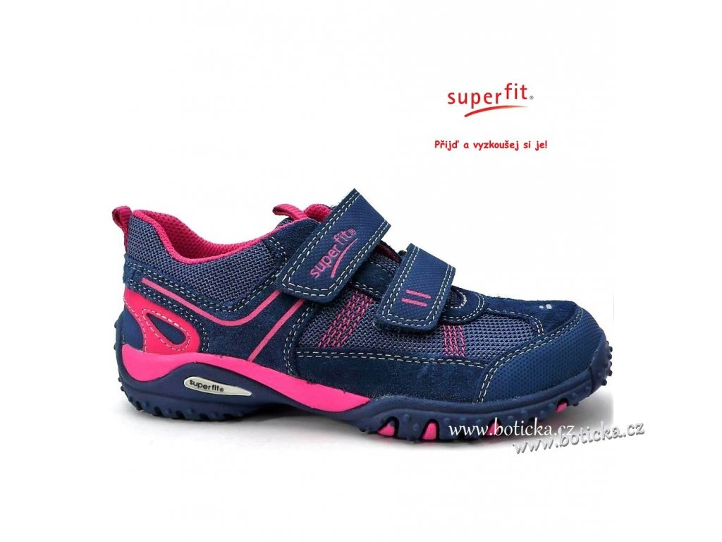 SUPERFIT obuv 0-00224-89 water multi