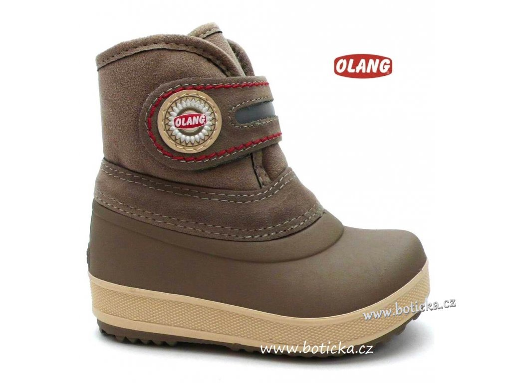 Zimní obuv OLANG BIRBA BABY 838