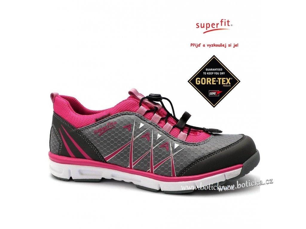 SUPERFIT obuv 0-00416-44 griffin kombi