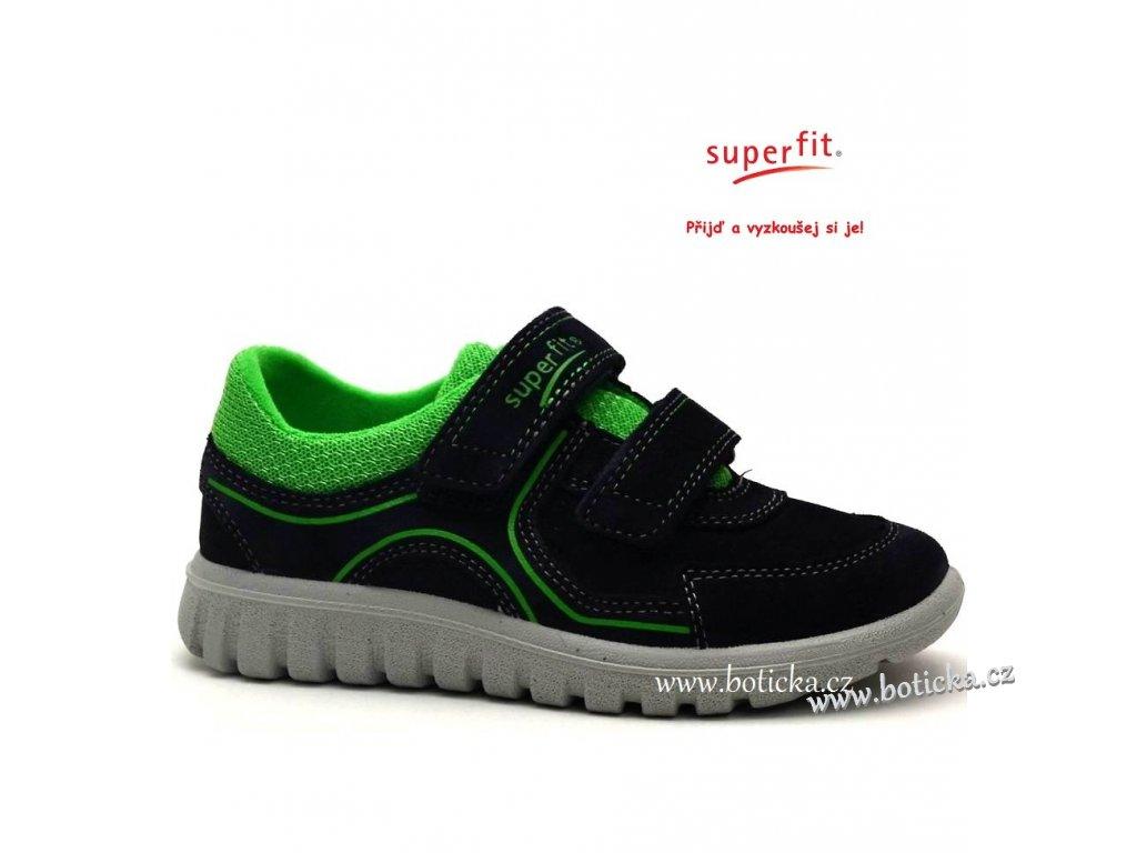 SUPERFIT obuv 1-00192-82 ocean multi