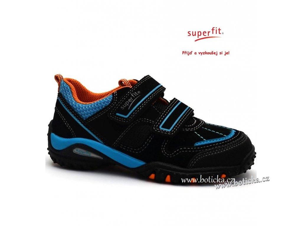 SUPERFIT obuv 1-00224-03 schwarz multi