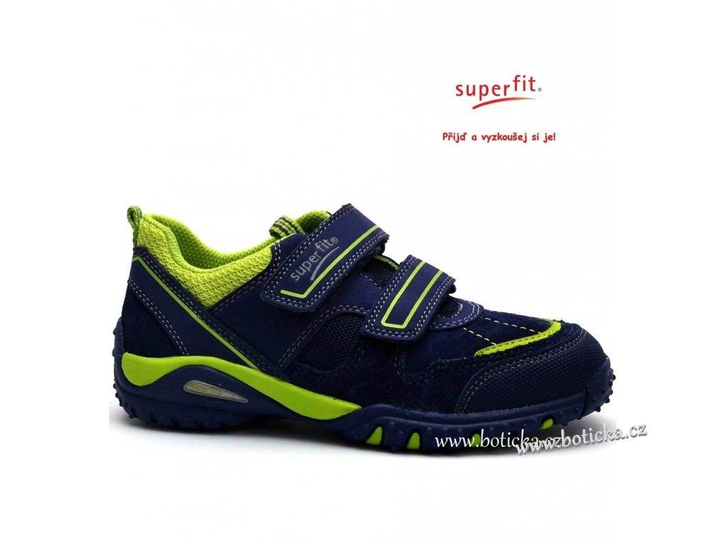 SUPERFIT obuv 1-00224-94 nautic kombi