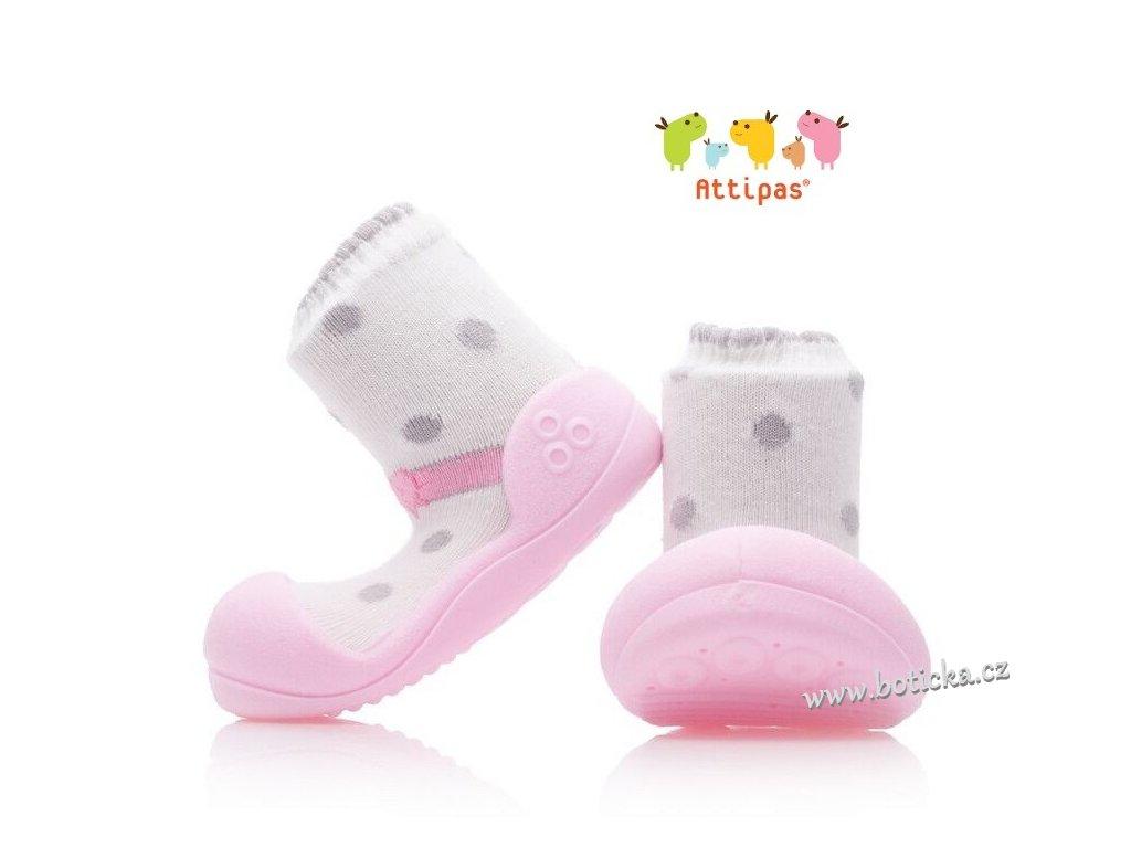 ATTIPAS Ballet AB02 Pink